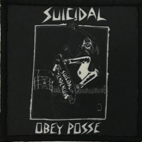 Patch Suicidal Obey Posse 0