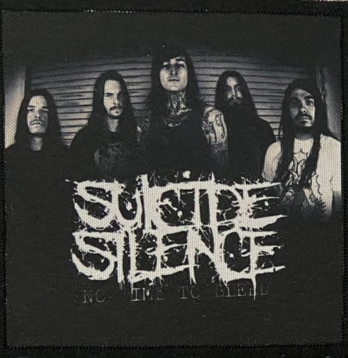 Patch Suicide Silence - No Time To Bleed 0