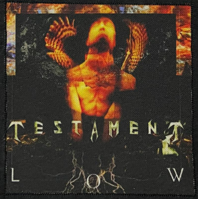 Patch Testament - Low 0