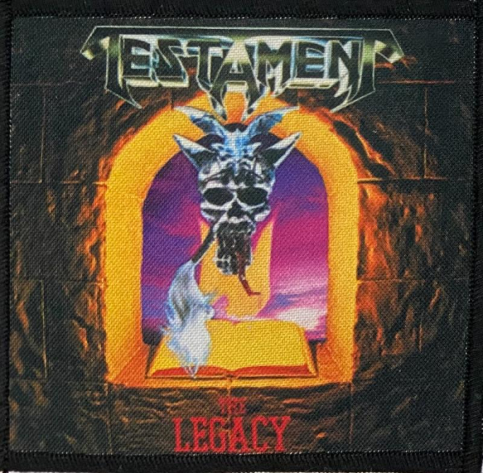 Patch Testament - The Legacy 0