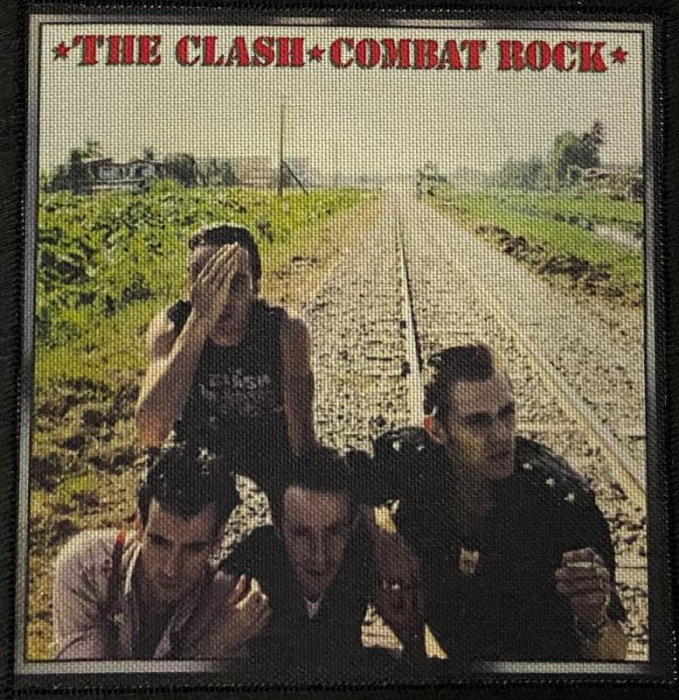 Patch The Clash - Combat Rock 0
