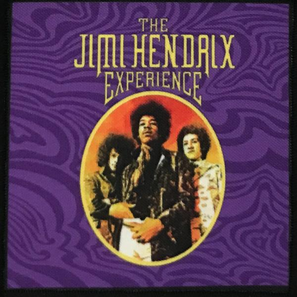 Patch The Jimi Hendrix Experience 0