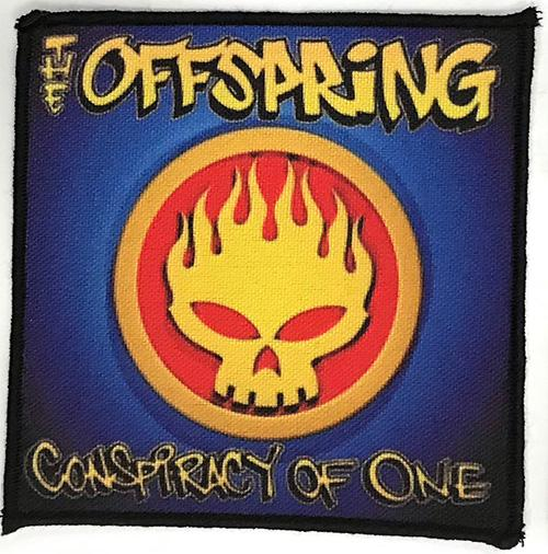 Patch The Offspring - Conspiracy of One 0
