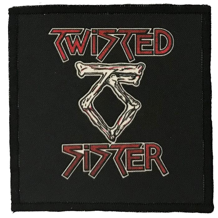 Patch Twisted Sister - Logo 0