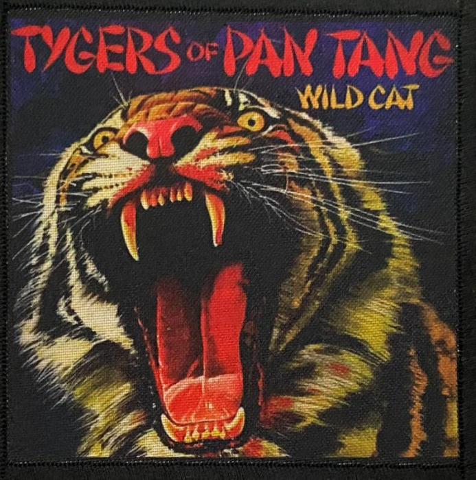 Patch Tygers of Pan Tang - Wild Cat 0