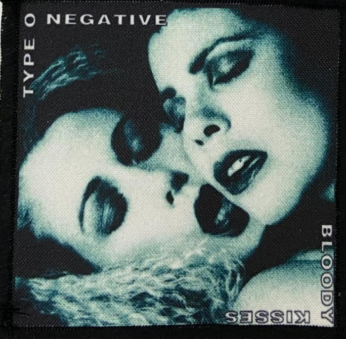 Patch Type O Negative - Bloody Kisses 0