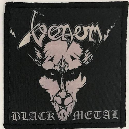 Patch Venom - Black Metal 0