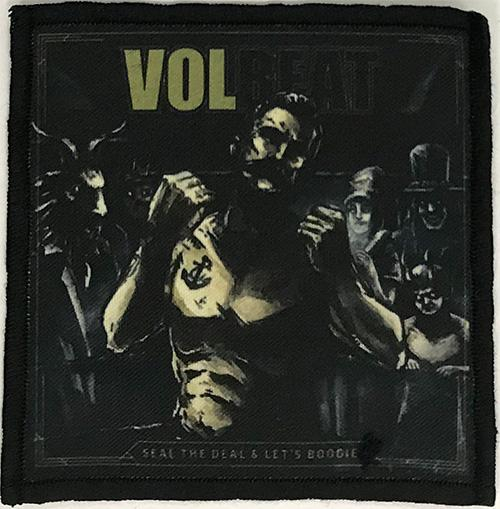 Patch Volbeat - Seal The Deal 0