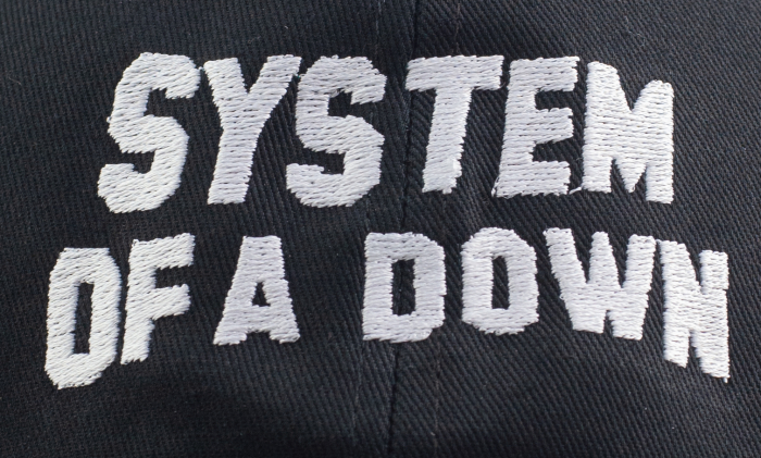 Sapca System of a Down [1]