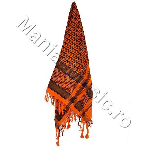 Shemagh Hot Orange 1