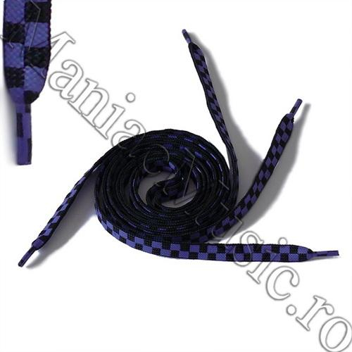 Sireturi SKA Black-Purple 0