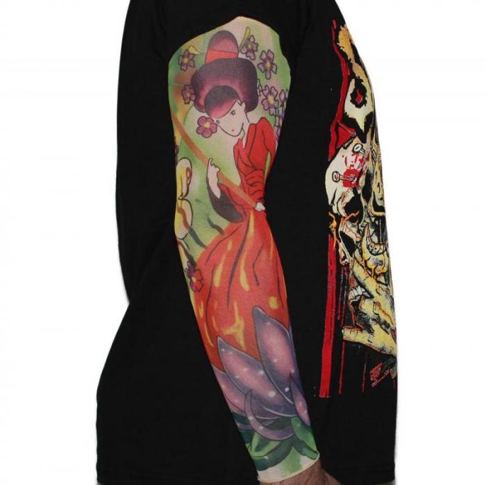 Tattoo Sleeve Asian - Fairy 0