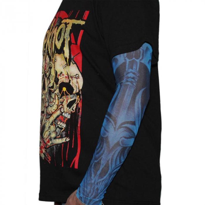 Tattoo Sleeve - Blue [0]