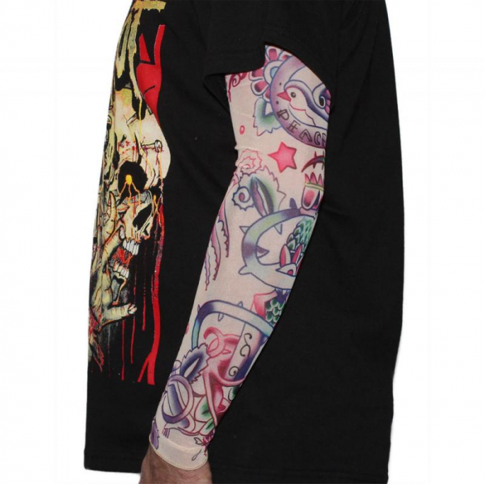 Tattoo Sleeve - Peace 0
