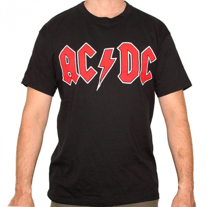 Tricou AC/DC - LOGO - Fruit Of The Loom [0]