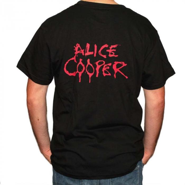 Tricou Alice Cooper - 180 grame 1