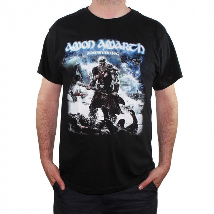 Tricou Amon Amarth - Jomsviking 2 - 145 grame 0