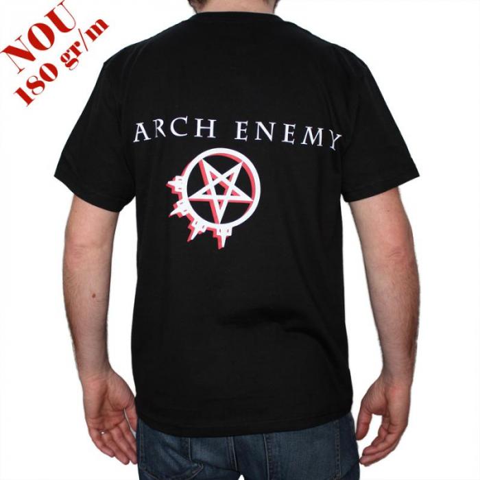 Tricou Arch Enemy-Rise of the Tyrane - 180 grame 1
