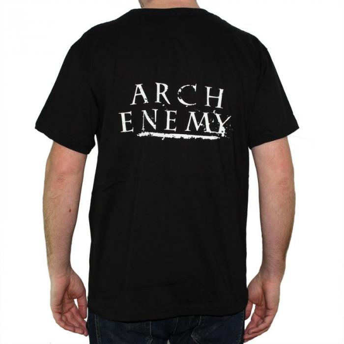 Tricou Arch Enemy - Skull - 180 grame [1]