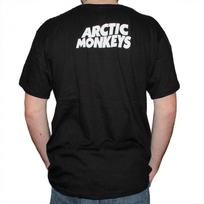 Tricou Arctic Monkeys - Band - 145 grame 1