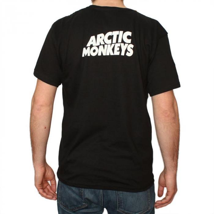 Tricou Arctic Monkeys - LOGO - 180 grame [1]