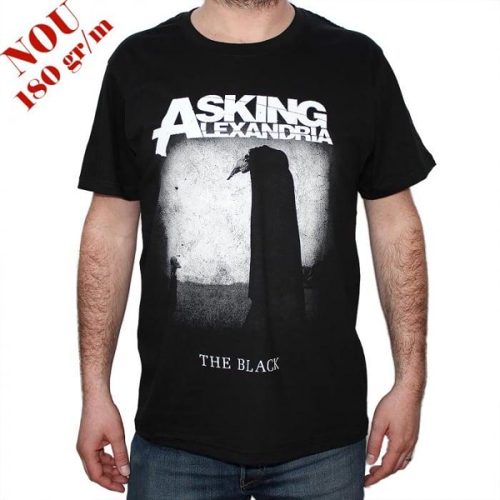 Tricou Asking Alexandria - Skull - 180 grame 0