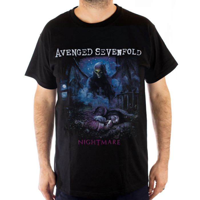 Tricou Avenged Sevenfold - Nightmare - 180 grame 0