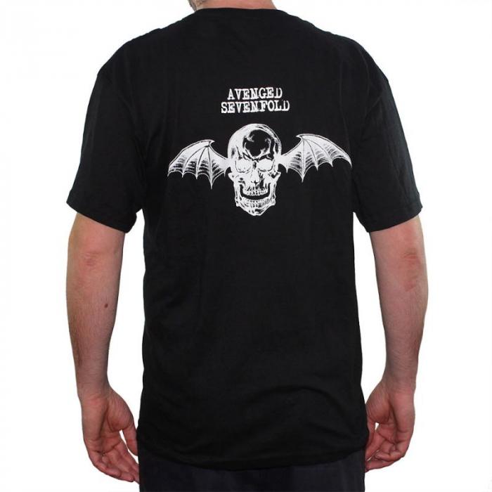 Tricou Avenged Sevenfold - Shepherd Of Fire - 145 grame 1