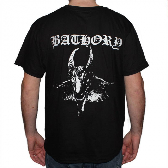 Tricou Bathory - In Memory of Quorthon - 180 grame 1