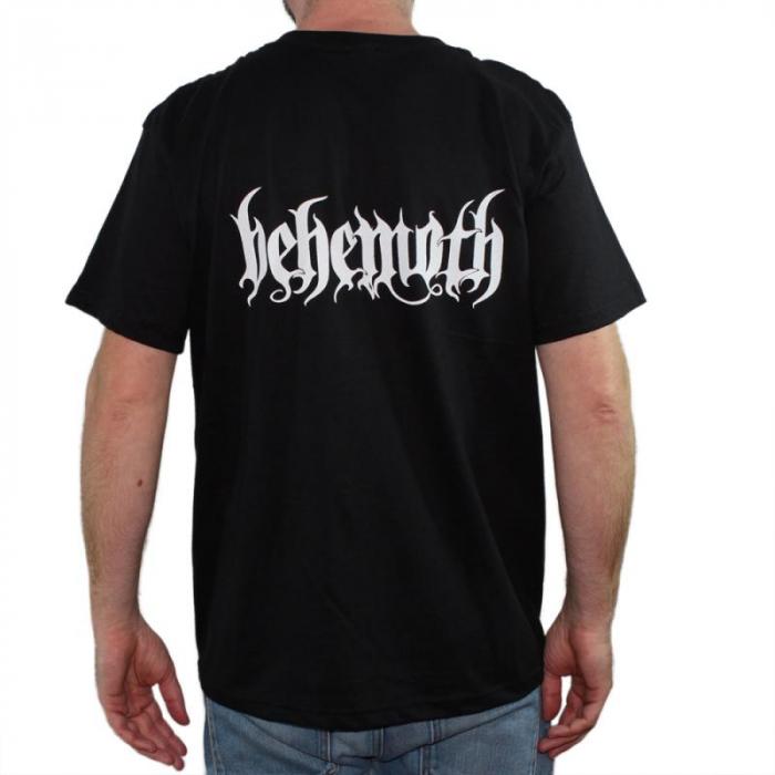 Tricou Behemoth - Skull - 180 grame 1