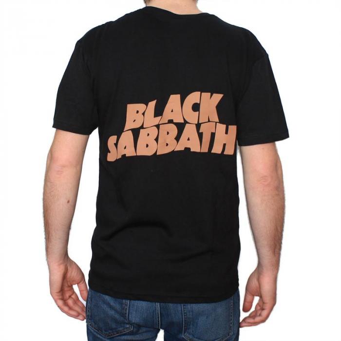 Tricou Black Sabbath - MASK 145 grame 1