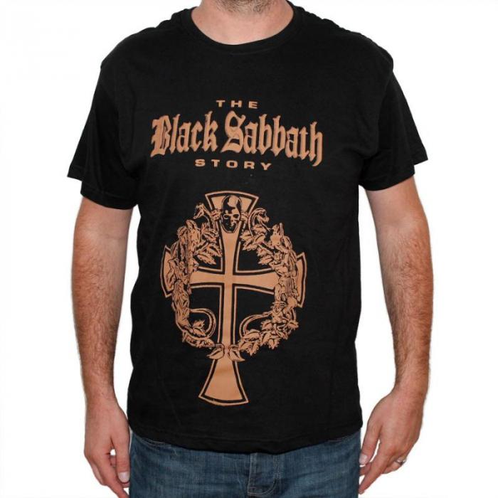 Tricou Black Sabbath - The Story - 145 grame 0