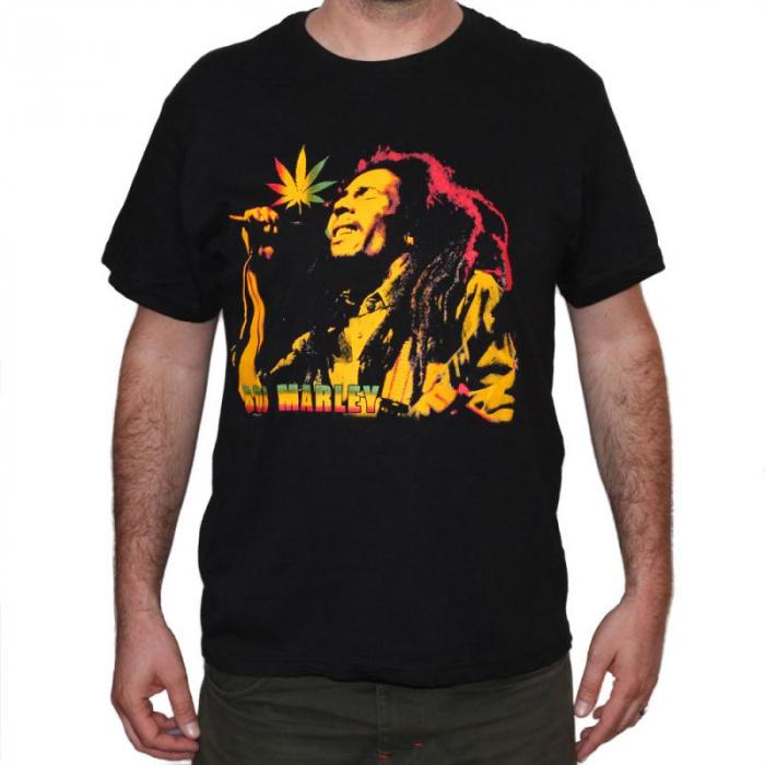 Tricou Bob Marley - Live - 145 grame 0