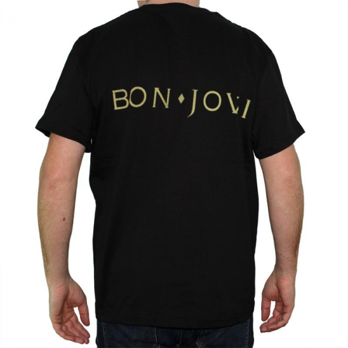 Tricou Bon Jovi - 180 grame 1