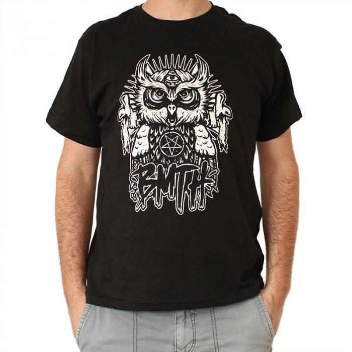 Tricou Bring Me The Horizon - Owl 2 -145 grame 0