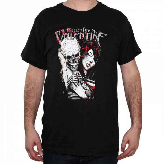 Tricou Bullet For My Valentine - Lady Assassin - 145 grame 0