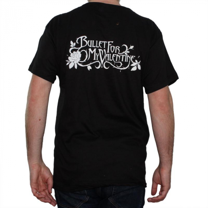 Tricou Bullet For My Valentine - Tears Don't Fall - 145 grame 1