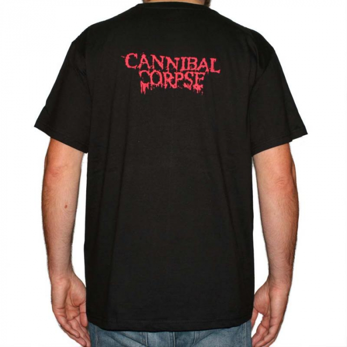 Tricou Cannibal Corpse - 3rd Eye -180 grame 1