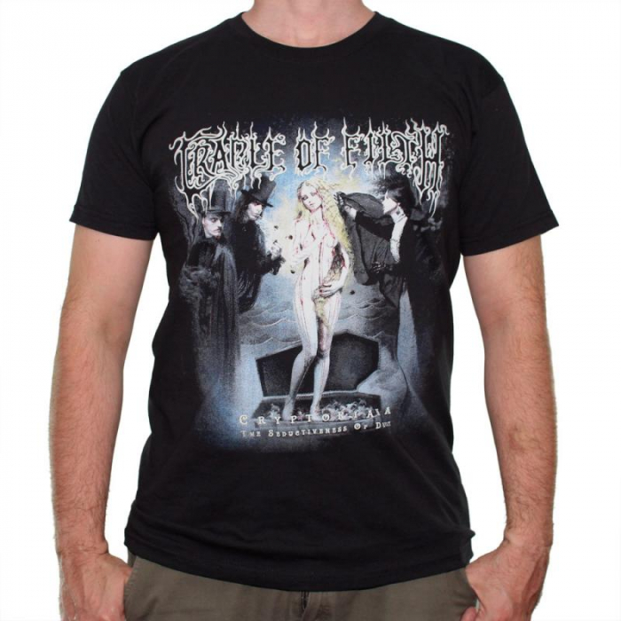 Tricou Cradle of Filth - Cryptoriana - Fruit Of The Loom [0]
