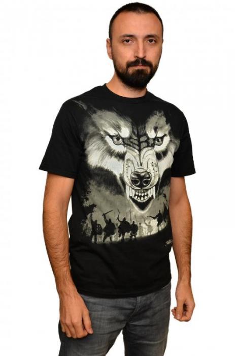 Tricou DAOI - Razboinicii lupi 0