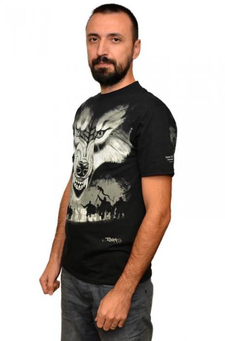 Tricou DAOI - Razboinicii lupi 2