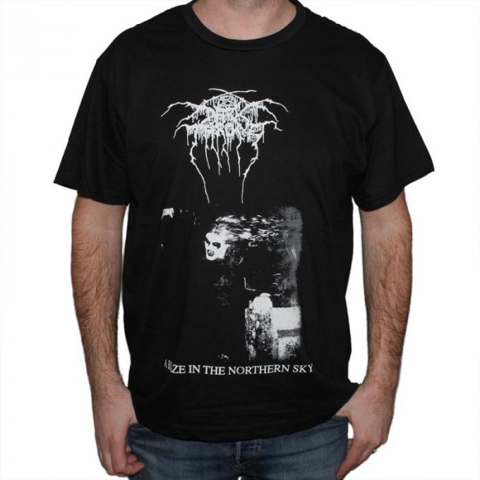 Tricou Darkthrone - A Blaze In The Northern Sky - 180 grame 0