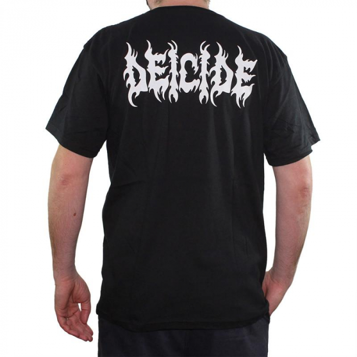 Tricou Deicide - To Hell With Good 145 grame 1