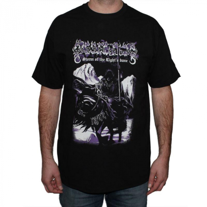 Tricou Dissection - Storm of the Light's Bane - 180 grame 0