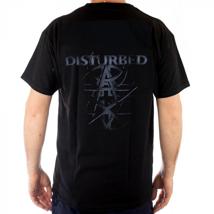 Tricou Disturbed Asylum -180 grame 1