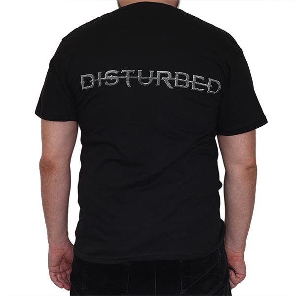 Tricou Disturbed - Immortalized 2 - 145 grame 1