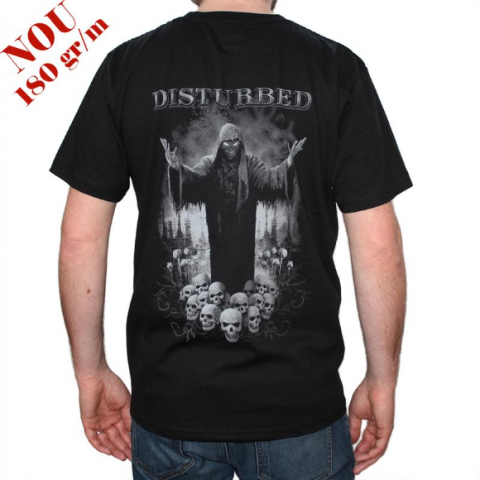 Tricou Disturbed - Welcome - 180 grame 1