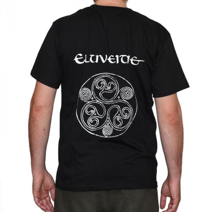 Tricou Eluveitie - Skull - 180 grame 1