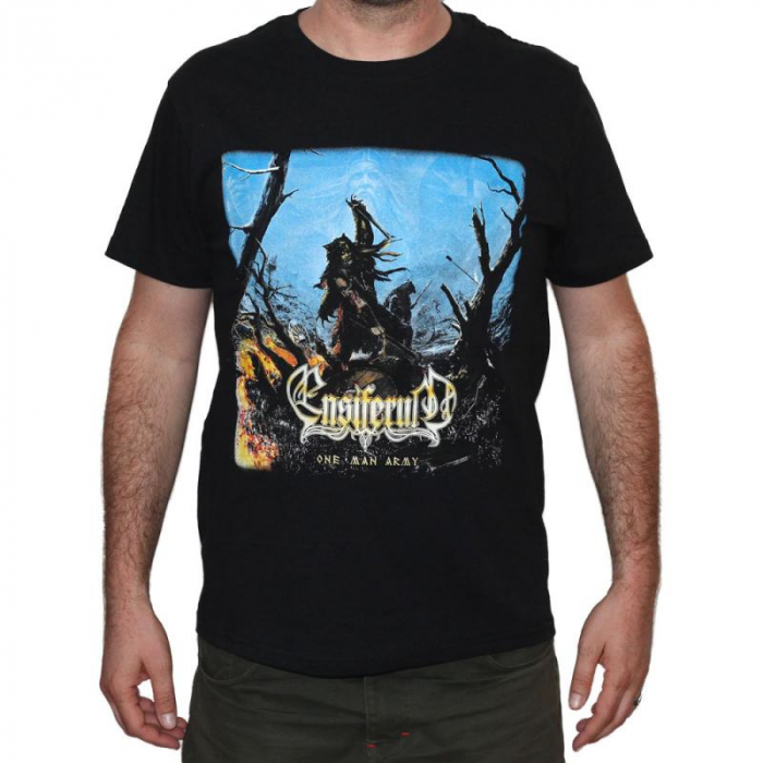 Tricou Ensiferum - One Man Army - 145 grame 0