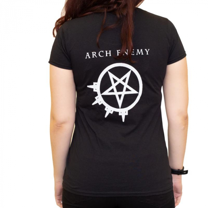Tricou Femei Arch Enemy - Will to Power [1]